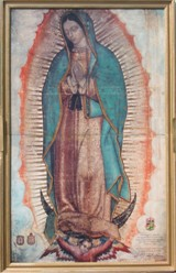 small image of Our Lady of Guadalupe